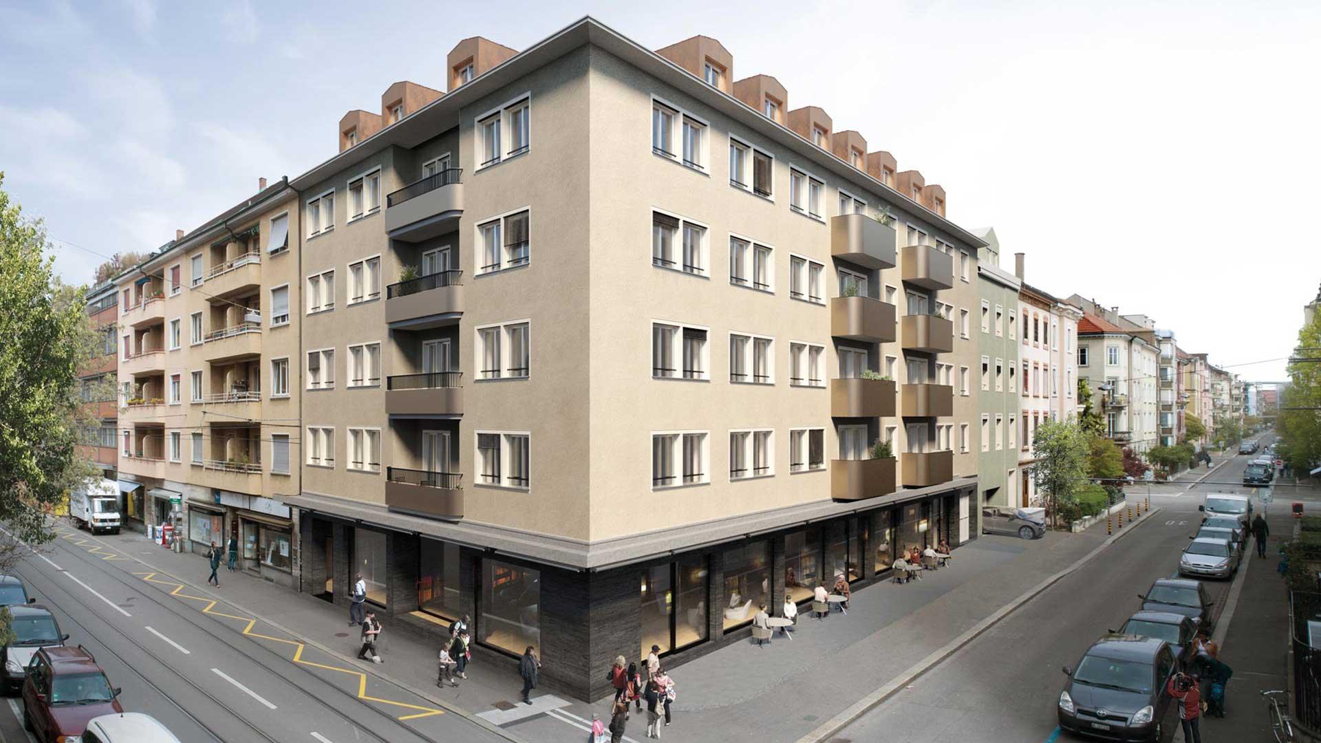 Gribi Haltingerhaus